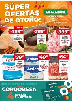 Catálogo Almacor ( Publicado hoy)