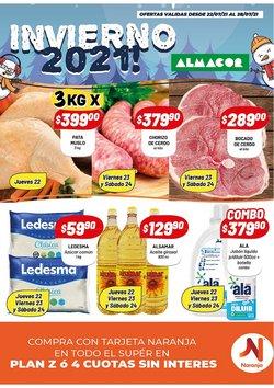 Ofertas de Hiper-Supermercados en el catálogo de Almacor ( Publicado ayer)