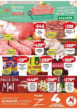 Catálogo Almacor ( Vence hoy)