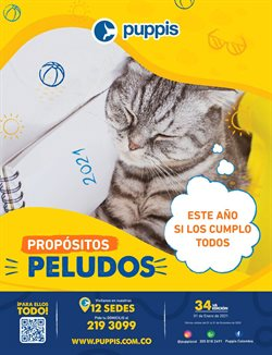 Catálogo Puppis en Monte Grande (Buenos Aires) ( 11 días más )