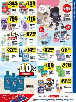 Ofertas de Hiper-Supermercados en el catálogo de Supermayorista Vital ( 3 días más )