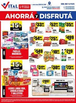 Catálogo Supermayorista Vital en San Fernando ( 2 días publicado )