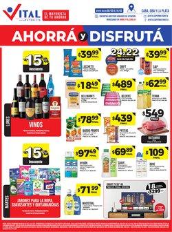 Catálogo Supermayorista Vital ( Publicado hoy)