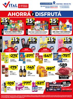 Catálogo Supermayorista Vital ( 3 días más)