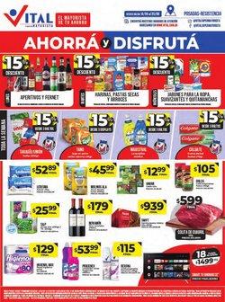 Ofertas de Hiper-Supermercados en el catálogo de Supermayorista Vital ( 2 días más)