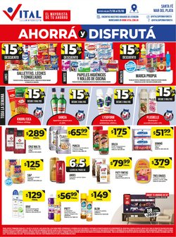 Catálogo Supermayorista Vital ( Publicado ayer)