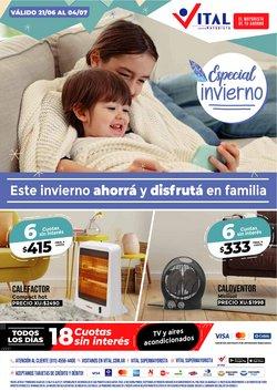 Catálogo Supermayorista Vital ( 10 días más)