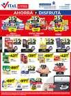 Catálogo Supermayorista Vital ( Caduca hoy )