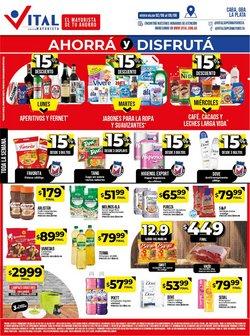 Ofertas de Hiper-Supermercados en el catálogo de Supermayorista Vital ( 3 días más)