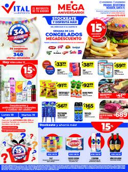 Catálogo Supermayorista Vital ( 4 días más)
