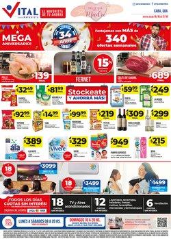 Catálogo Supermayorista Vital ( Vence mañana)