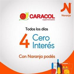 Catálogo Supermercados Caracol ( 16 días más )