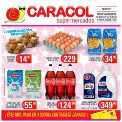 Catálogo Supermercados Caracol ( 3 días más )