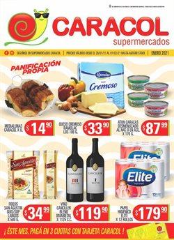 Ofertas de Arroz, pasta y legumbres en Supermercados Caracol