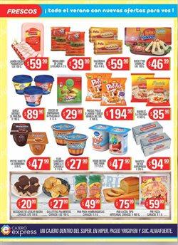 Ofertas de Pizza en Supermercados Caracol