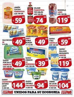 Ofertas de Hamburguesas en Supermercados Caracol