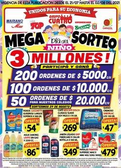 Catálogo Supermercados Caracol ( 8 días más)