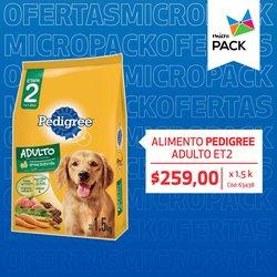Ofertas de Hiper-Supermercados en el catálogo de Micropack ( 2 días más)