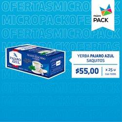 Ofertas de Micropack en el catálogo de Micropack ( Publicado ayer)