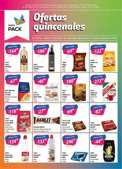 Ofertas de Hiper-Supermercados en el catálogo de Micropack ( 3 días más)