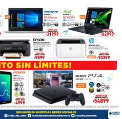 Ofertas de Notebook en Casa del Audio
