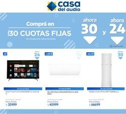 Catálogo Casa del Audio ( 13 días más)