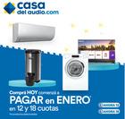 Cupón Casa del Audio en Buenos Aires ( 2 días más )