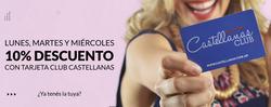 Ofertas de Castellanas  en el folleto de Bahía Blanca