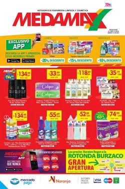Ofertas de Hiper-Supermercados en el catálogo de Medamax ( Vence hoy)
