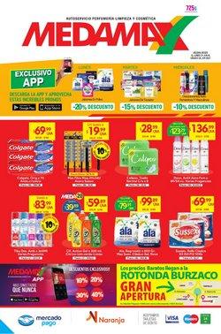 Ofertas de Hiper-Supermercados en el catálogo de Medamax ( Publicado hoy)