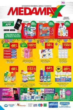 Ofertas de Hiper-Supermercados en el catálogo de Medamax ( 2 días más)