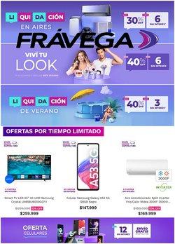 Catálogo Frávega en Río Gallegos ( Caduca mañana )