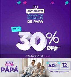 Catálogo Frávega ( Vence mañana)