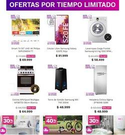 Ofertas de Samsung en el catálogo de Frávega ( Publicado ayer)