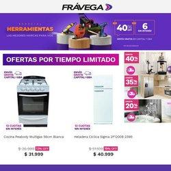 Catálogo Frávega ( Publicado ayer)