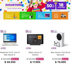Ofertas de HP en el catálogo de Frávega ( 3 días más)