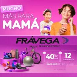 Ofertas de Electrónica y Electrodomésticos en el catálogo de Frávega ( 3 días más)