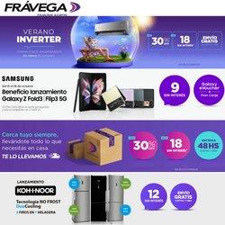 Catálogo Frávega ( 12 días más)