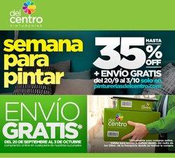 Ofertas de Ferreterías y Jardín en el catálogo de Pinturerías del Centro ( 6 días más)