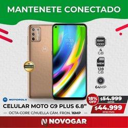 Ofertas de Electrónica y Electrodomésticos en el catálogo de Novogar ( 3 días más)
