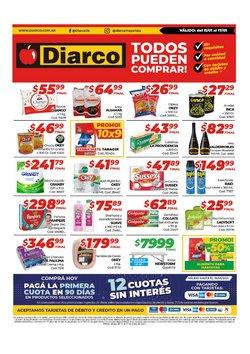 Catálogo Diarco en Buenos Aires ( Caducado )