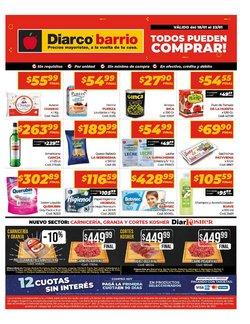Catálogo Diarco en Buenos Aires ( Publicado ayer )
