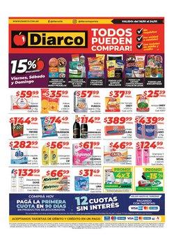 Ofertas de Hiper-Supermercados en el catálogo de Diarco en San Carlos de Bariloche ( 3 días más )