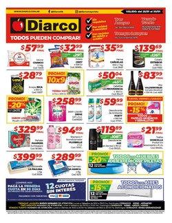 Catálogo Diarco en Venado Tuerto ( Publicado ayer )