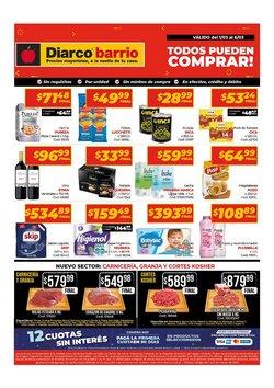 Catálogo Diarco en Vicente López ( 2 días más )