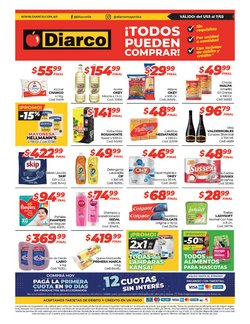 Catálogo Diarco ( 2 días más )