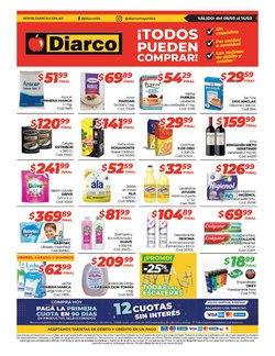 Ofertas de temporada en el catálogo de Diarco ( Publicado hoy)