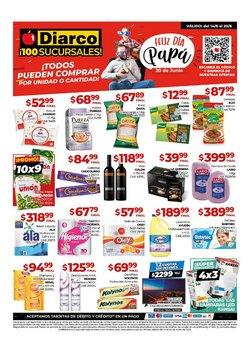 Ofertas de Hiper-Supermercados en el catálogo de Diarco ( Vence mañana)
