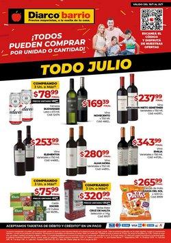 Ofertas de Hiper-Supermercados en el catálogo de Diarco ( 6 días más)