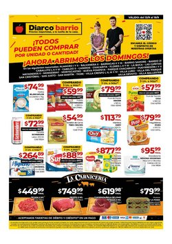 Ofertas de Hiper-Supermercados en el catálogo de Diarco ( 3 días más)
